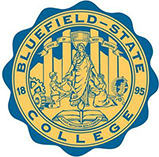 Logo of Bluefield State University in West Virginia