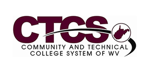 Logo for the Community and Technical System of West Virginia