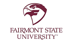 Logo of Fairmont State University in West Virginia