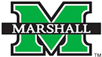 Logo of Marshall University in West Virginia