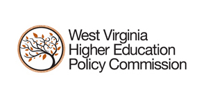 Logo for the Higher Education Policy Commission of West Virginia