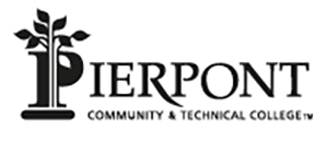 Logo for Pierpont Community and Technical College in West Virginia